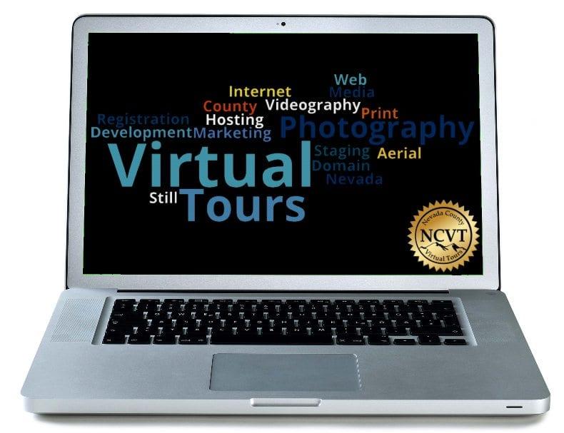 Grass Valley 3D Matterport Virtual Tours